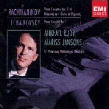 Rachmaninov : Piano Concertos : Mikhail RudyㆍMariss Jansons
