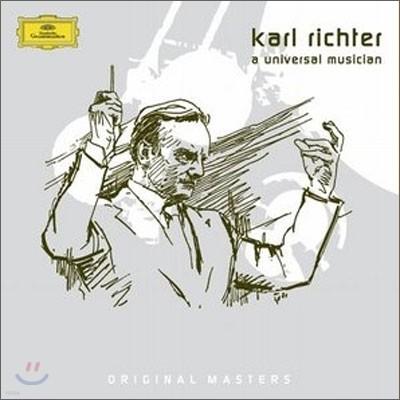 Karl Richter - A Universal Musician