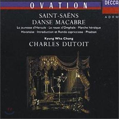 정경화 / Charles Dutoit 생상스: 죽음의 춤, 하바네즈, 서주와 론도 카프리치오소 (Saint-Saens: Danse macabre, Havanaise, Introduction et Rondo Capriccioso)