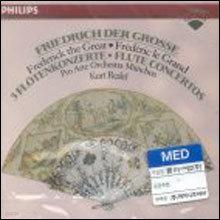 Friedrich Der Grosse : Flute Concertos : Kurt Redel