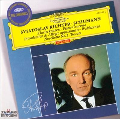 Sviatoslav Richter 슈만: 피아노 협주곡 (Schumann : Piano Concerto Op. 54 & Op.92) 스비아토슬라브 리히터