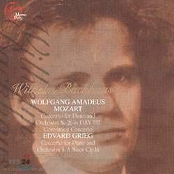Mozart / Grieg : Wilhelm Backhaus