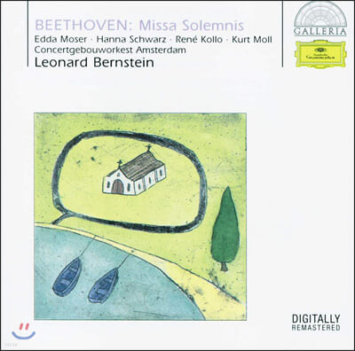 Leonard Bernstein 베토벤: 장엄미사 (Beethoven: Missa Solemnis in D major, Op. 123)