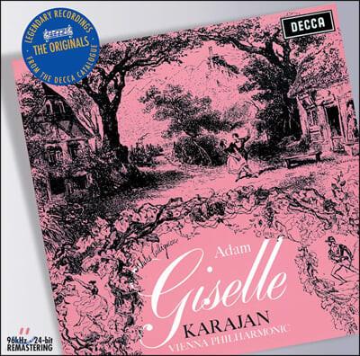 Herbert von Karajan 아돌프 아당: 지젤 (Adolphe Adam: Giselle)