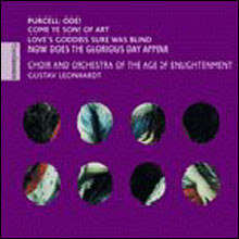 Purcell : Odes For Queen Mary : Leonhardt