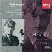 Bach : Violin Concerto : Yehudi MenuhinㆍGeorges Enesco