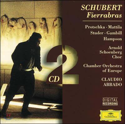 Josef Protschka 슈베르트: 피에라브라스 (Schubert: Fierrabras)
