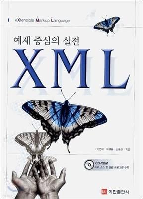 예제 중심의 실전 XML