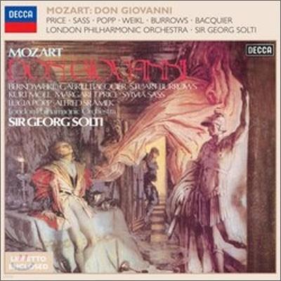 Mozart : Don Giovanni : Georg Solti