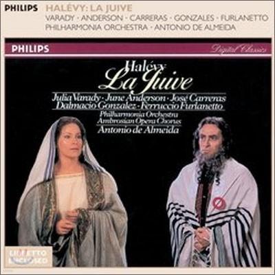 Halevy : La Juive : Antonio Almeida