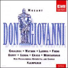Mozart : Don Giovanni : Klemperer