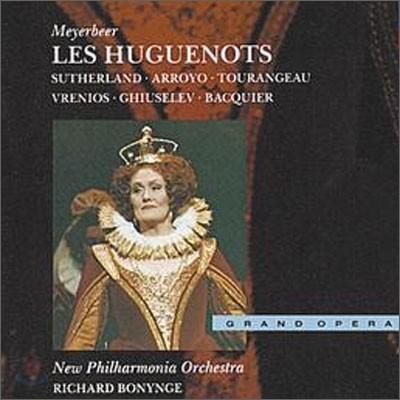 Joan Sutherland / Richard Bonynge 마이어베어 : 위그노 교도 (Meyerbeer: Les Huguenots)