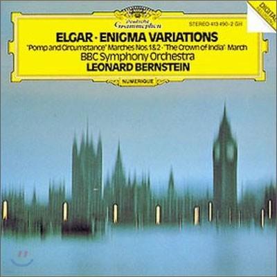 Leonard Bernstein 엘가: 수수께끼 변주곡, 위풍당당 행진곡 (Elgar: Enigma Variations) 레너드 번스타인