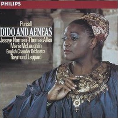 Purcell : Dido and Aeneas : Raymond Leppard