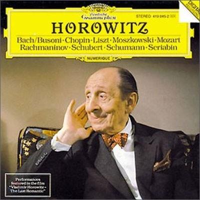 Vladimir Horowitz - Horowitz