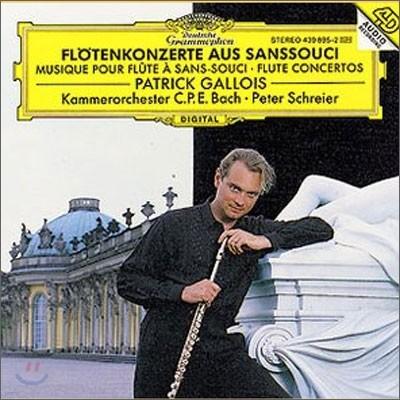 Patrick Gallois - Flotenkonzerte Aus Sanssouci