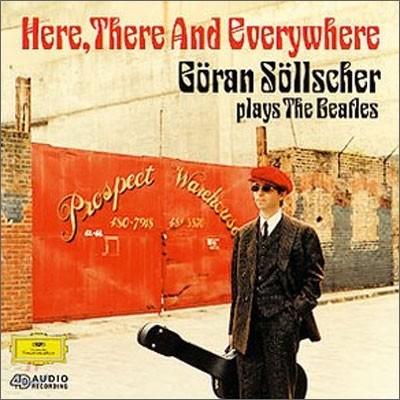 Here, There And Everywhere - 기타로 연주하는 비틀즈