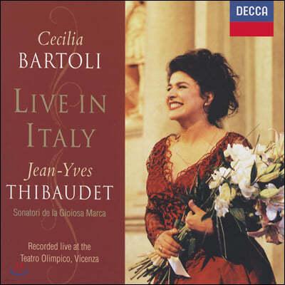 Ceclia Bartoli 이탈리아 라이브 (Live in Italy)