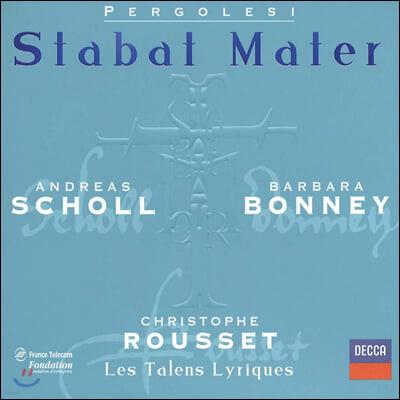 Les Talens Lyriques 페르골레지: 스타바트 마테르, 살베 레기나 (Pergolesi: Stabat Mater, Salve Regina)