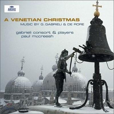 A Venetian Christmas : Paul McCreesh