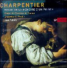 Charpentier : Messe En La Memoire D`Un Prince : Tubery
