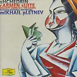 Shchedrin :  'Carmen' Suite Etc. : Russian National OrchestraㆍPletnev