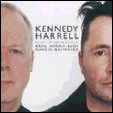 Ravel / Handel / Kodaly / Bach : Duos For Violin & Cello : KennedyㆍHarrell