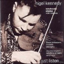 시벨리우스 / 차이코프스키 : 바이올린 협주곡 - 케네디, 사이먼 래틀