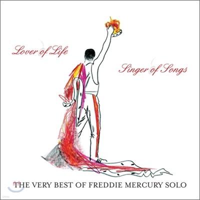 Freddie Mercury - The Very Best Of Freddie Mercury Solo