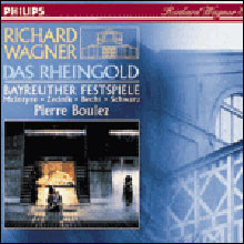 Wagner : Das Rheingold : Pierre Boulez