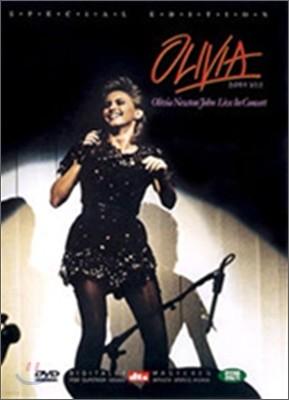 Olivia Newton John - Live In Concert (dts)