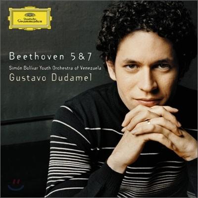 베토벤 : 교향곡 5,7번 - 구스타프 두다멜