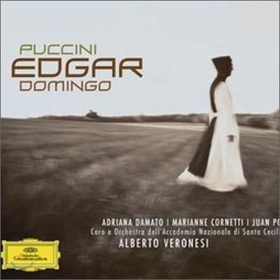 Puccini : Edgar : Placido DomingoㆍAlberto Veronesi