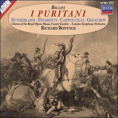 Luciano Pavarotti 벨리니: 청교도 (Bellini: I Puritani)