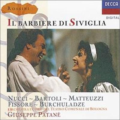 Rossini : Il Barbiere Di Siviglia : Cecilia BartoliㆍGiuseppe Patane
