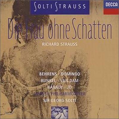 R.Strauss : Die Frau Ohne Schatten : Georg Solti