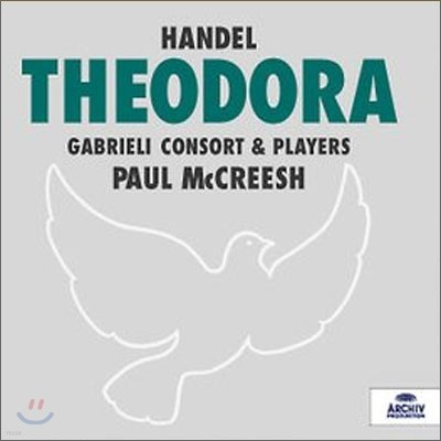 Handel : Theodora : Paul McCreesh