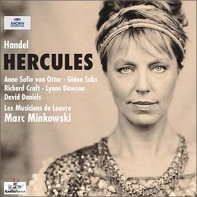 Handel : Hercules : Anne Sofie Von OtterㆍMarc Minkowski