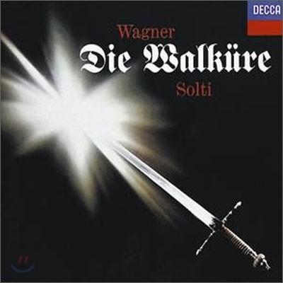 Wagner : Die Walkure : Georg Solti