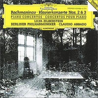 Lilya Zilberstein 라흐마니노프: 피아노 협주곡 2ㆍ3번 - 질베르슈타인, 아바도