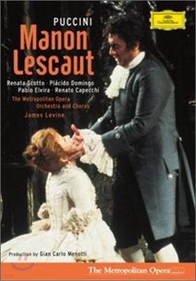 Placido Domingo / Renata Scotto 푸치니: 마농 레스코 (Puccini: Manon Lescaut) 제임스 레바인, 플라시도 도밍고
