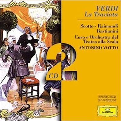 Verdi : La Traviata : Renata ScottoㆍAntonino Votto