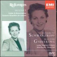 Mozart : Lieder & Concert Arias : Elisabeth Schwarzkopf