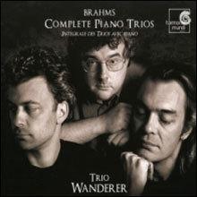 Trio Wanderer 브람스 : 피아노 삼중주 전곡집 (Brahms : Complete Piano Trios)
