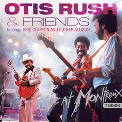 Otis Rush & Friends - Live at Montreux
