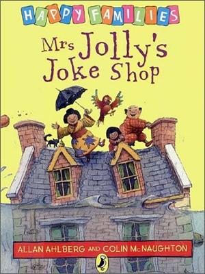 Happy Families : Mrs Jolly's Joke Shop