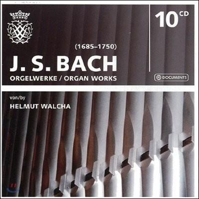 Helmut Walcha 바흐 : 오르간 작품집 (Bach : Organ Works) 헬무트 발햐
