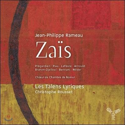 Christophe Rousset 라모: 자이스 (Rameau: Zais)