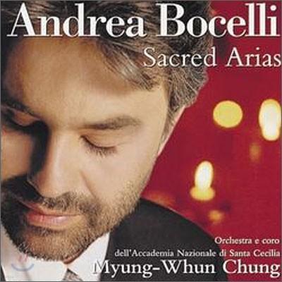 Andrea Bocelli 영혼의 아리아 : 성가곡집 (Sacred Arias) 안드레아 보첼리, 정명훈