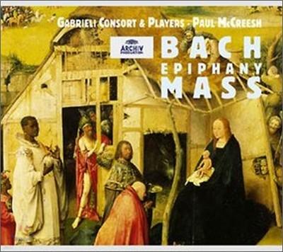 Bach : Epiphany Mass : Paul McCreesh